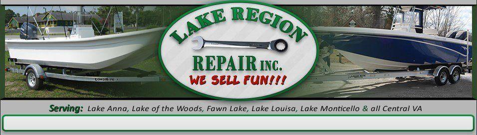 Lake Region Repair, Inc. Boat & Motor Sales & Service. Dealer For